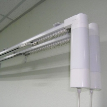 Раздвижные электрокарнизы для штор