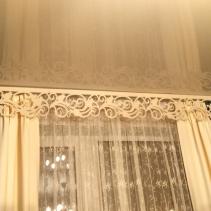 ламбрекены для гостиной и спальни
