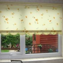 Рулонные шторы на заказ для кухни