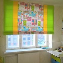 универсальные детские шторы