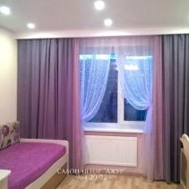 классические шторы для детской комнаты