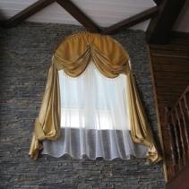 шторы для кафе ресторана