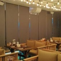 Шторы в рестораны, офисы, отели (HORECA)