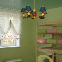 шторы детские в детский сад