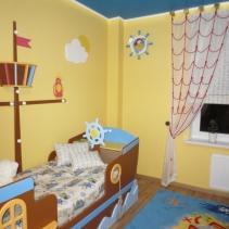 шторы в детских садах