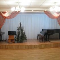 шторы в детский сад музыкальная комната